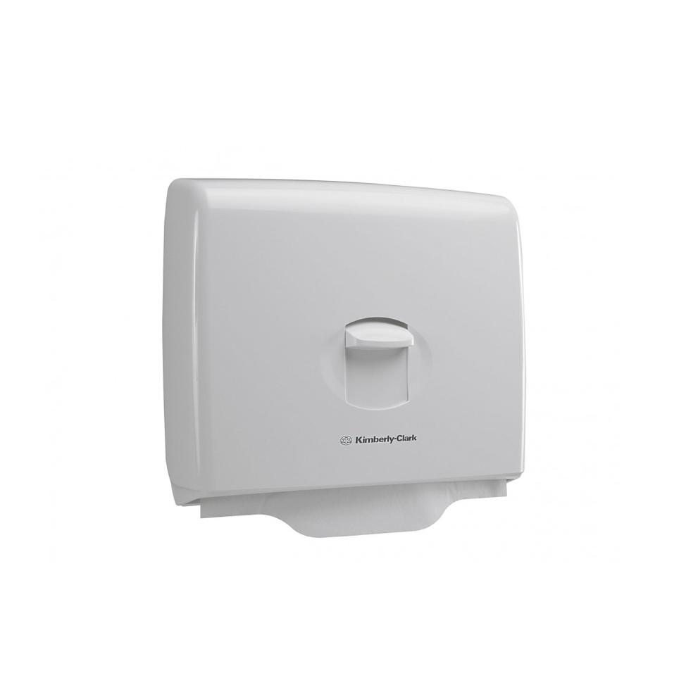 Podajalnik toaletnih oblog za WC desko Aquarius Kimberly Clark