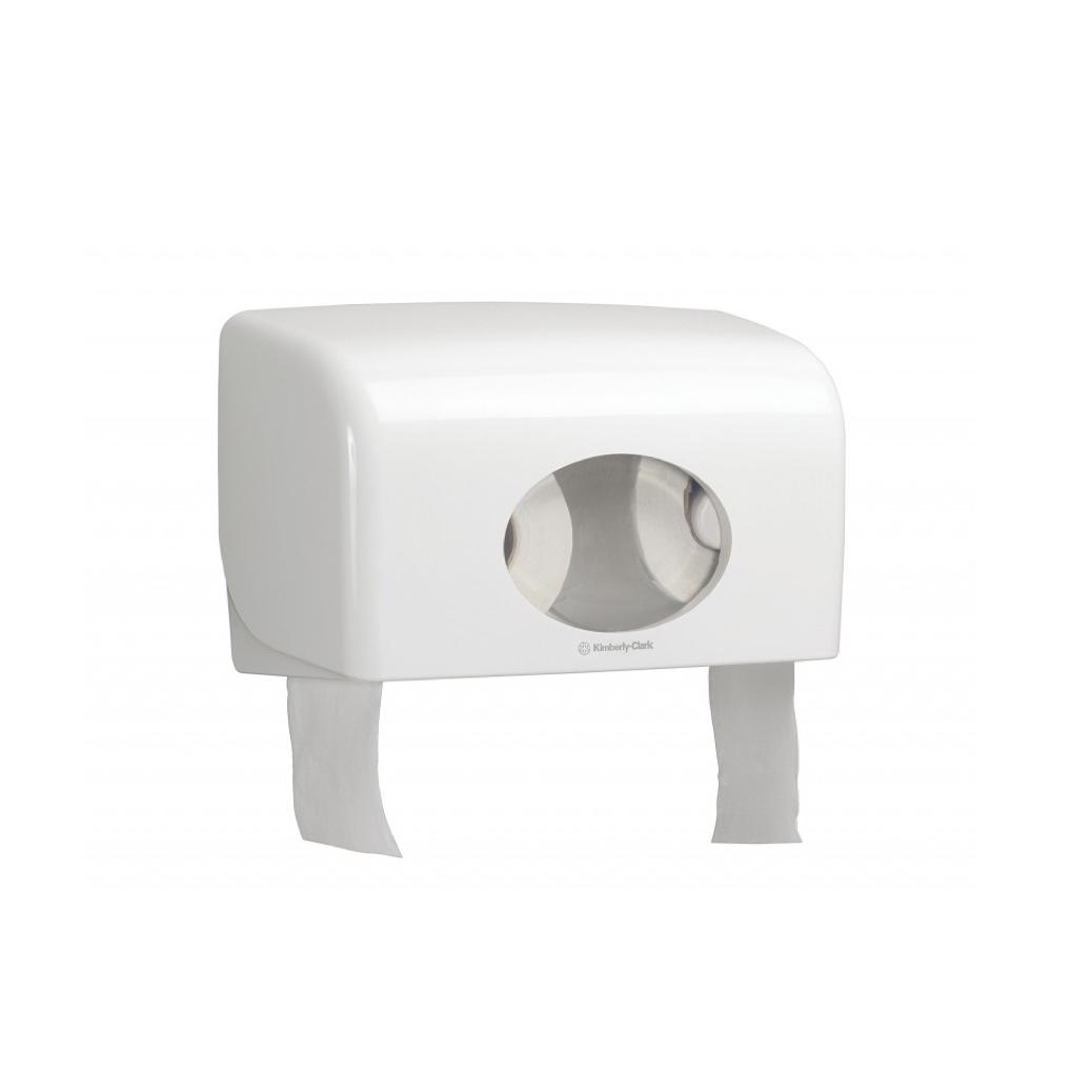 Podajalnik toaletnih rolic compact Aquarius