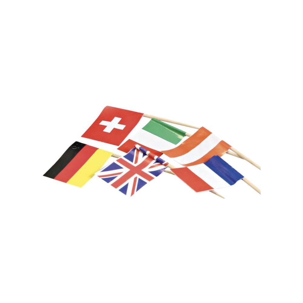 Nabodala Zastavice iz breze 6,5 cm