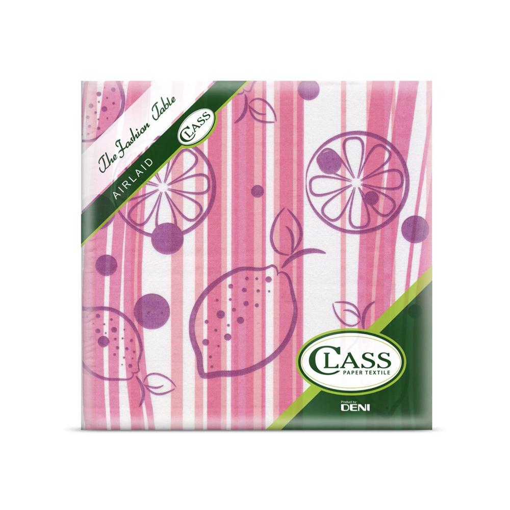Papirnate serviete Airlaid Juice Fucsia 40 x 40 cm