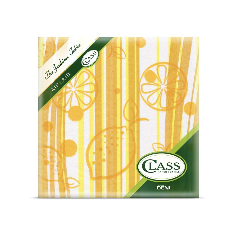 Papirnate serviete Airlaid Juice Arancio 40 x 40 cm