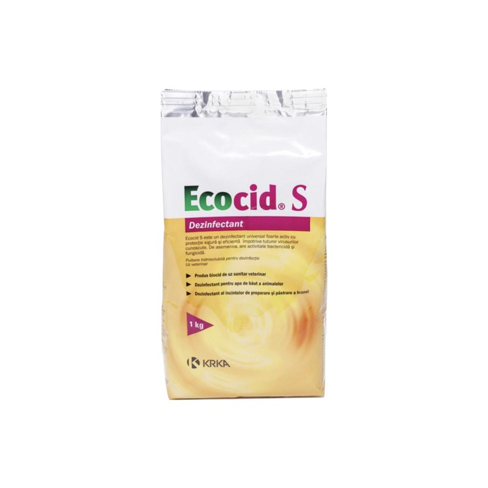 Ecocid S biocidni koncentrat Krka 1 Kg
