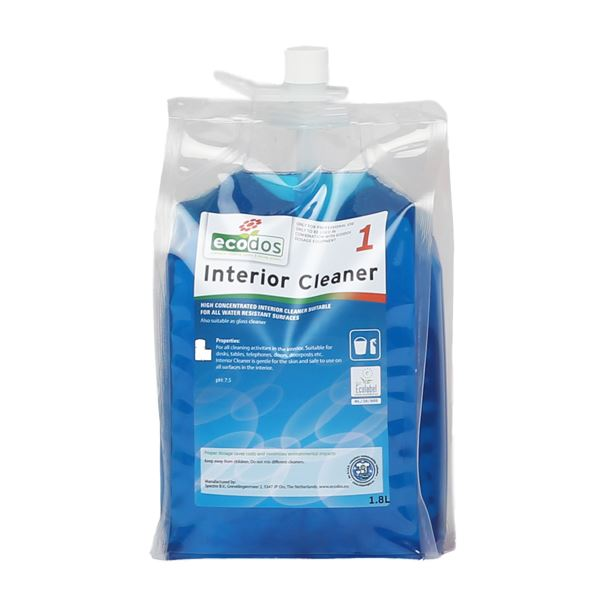 INTERIOR CLEANER ECODOS easy system