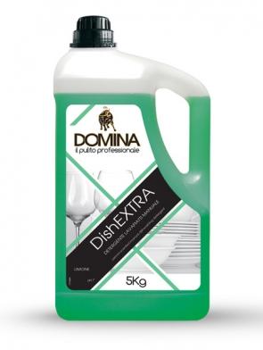 DishEXTRA-Detergent-za-ročno-pomivanje-posode-5Kg-Domina-DO1041