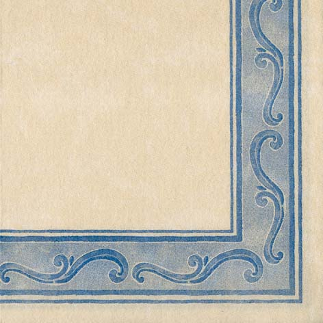 Papirnate serviete Riccio Blue