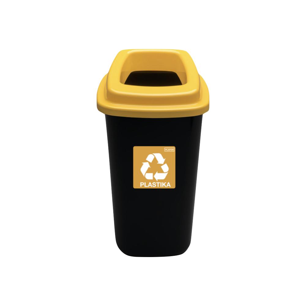 Koš za ločevanje odpadkov Plafor 45 L