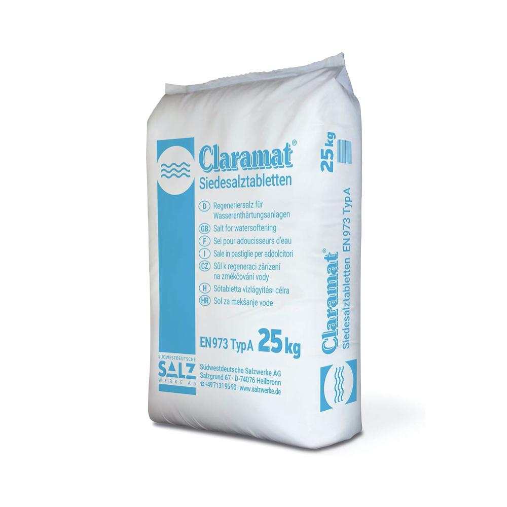 Sol za mehčanje vode 25 kg
