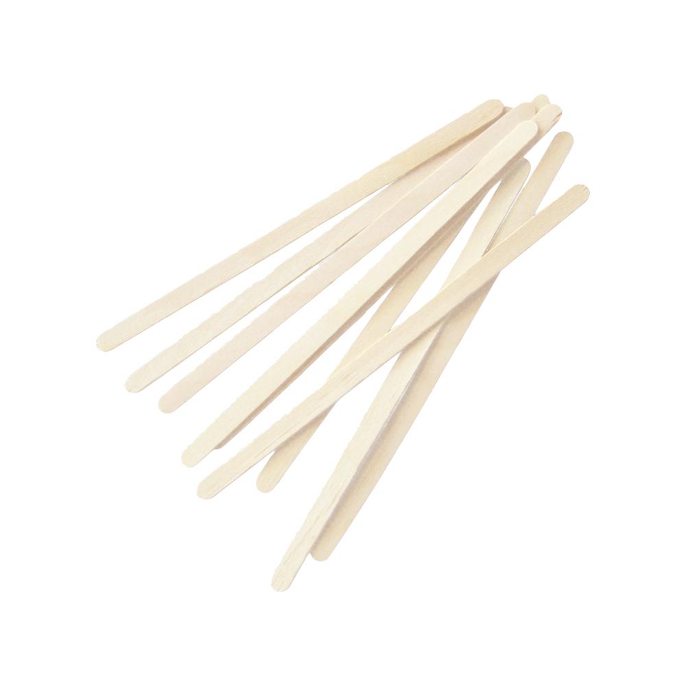 Palčke za mešanje lesena