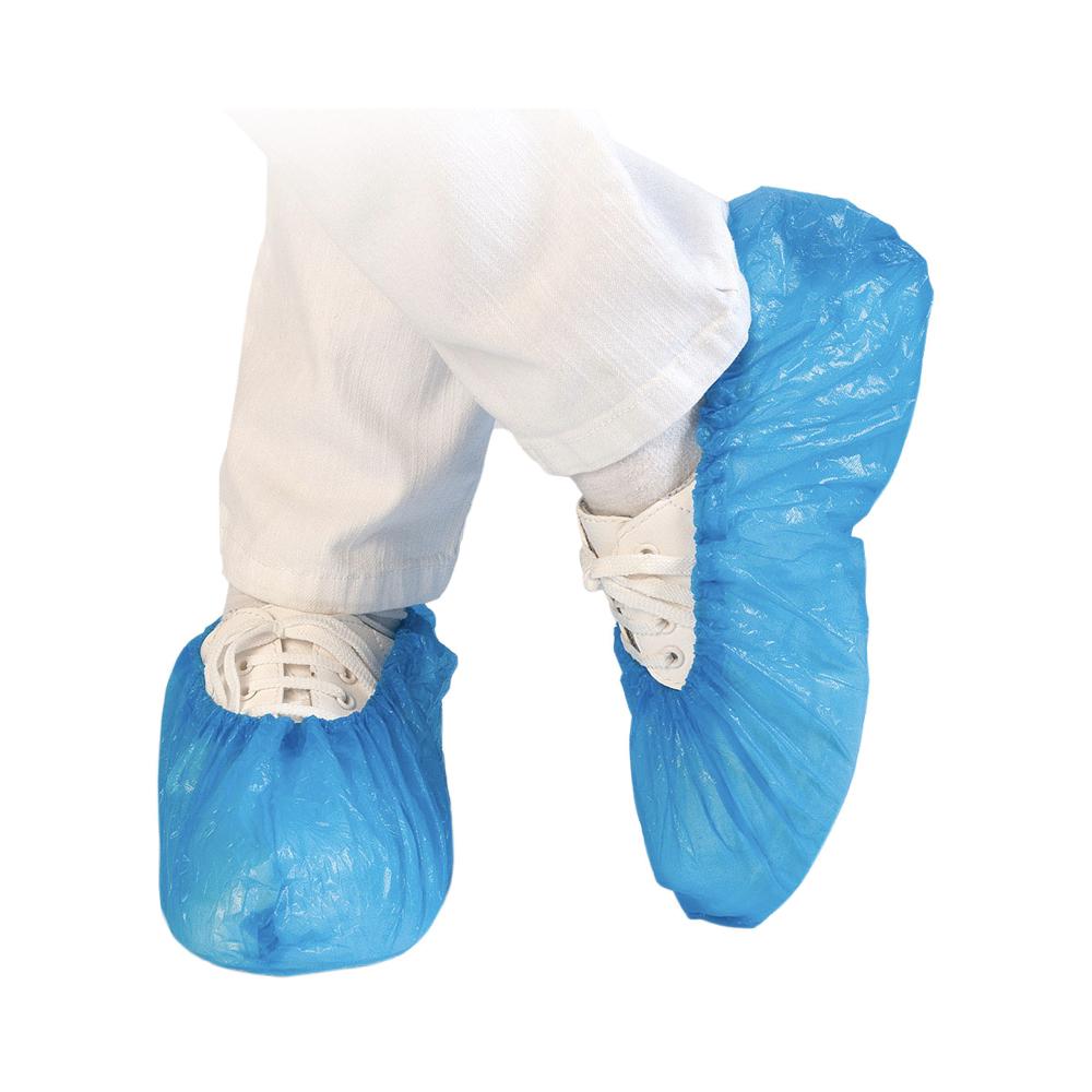 Zaščita za čevlje Standard modri CPE Franz Mensch
