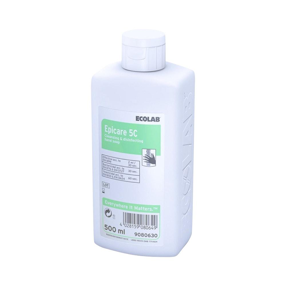 Antibakterijsko milo za roke Epicare 5C Ecolab 500 ml
