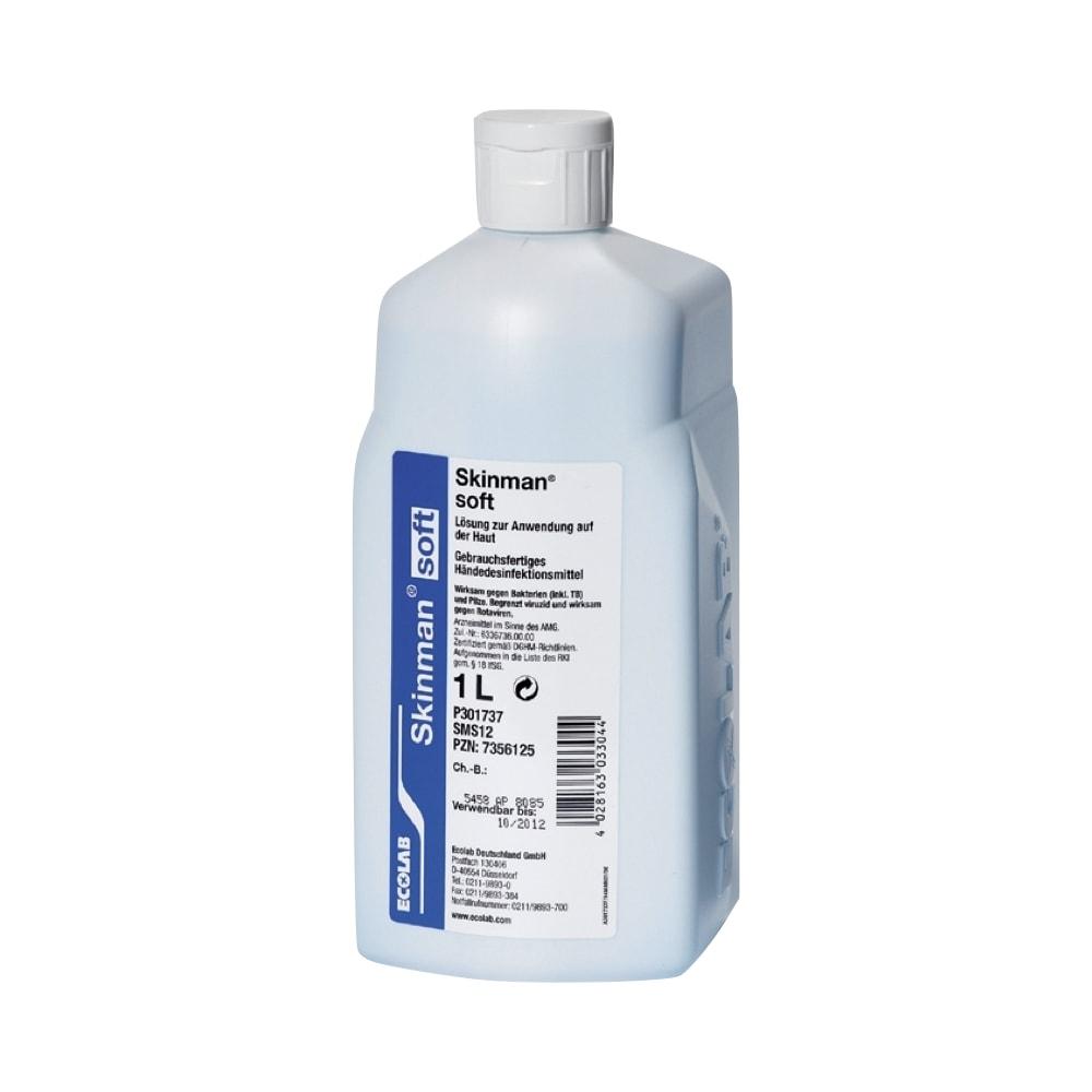 Dezinfekcijsko sredstvo za roke Skinman soft Ecolab 1000 ml