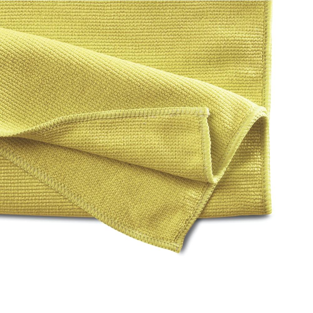 Mikrofiber krpa Premium rumena