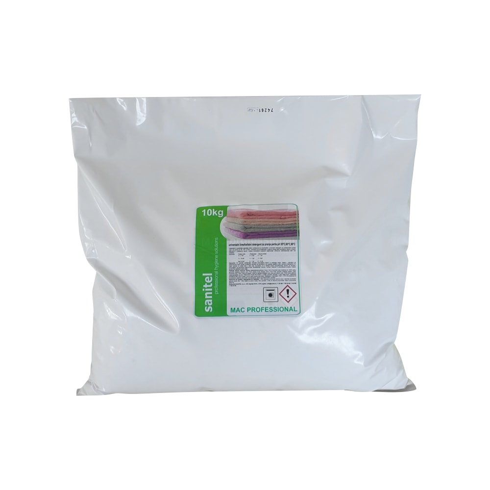 Pralni prašek Mac Proffesional 10 kg
