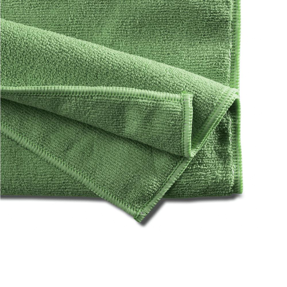 Mikrofiber krpa Premium zelena