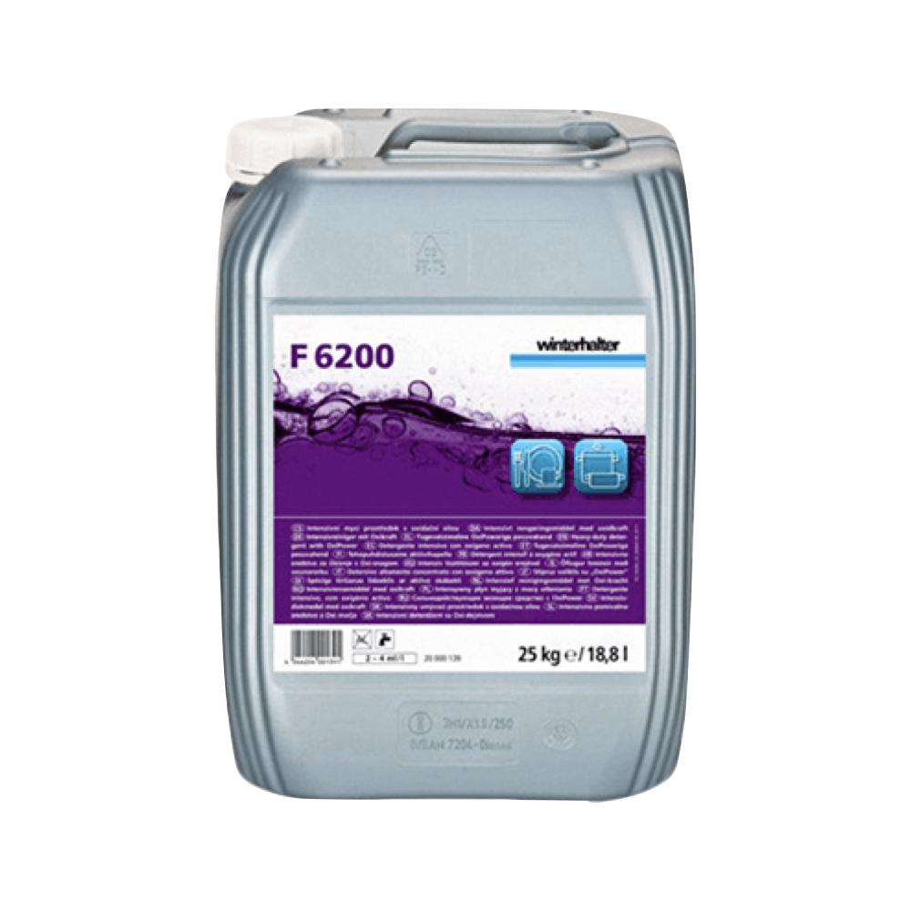 Tekoče sredstvo za strojno pomivanje posode proti trdovratni umazaniji F6200 Winterhalter 25 kg