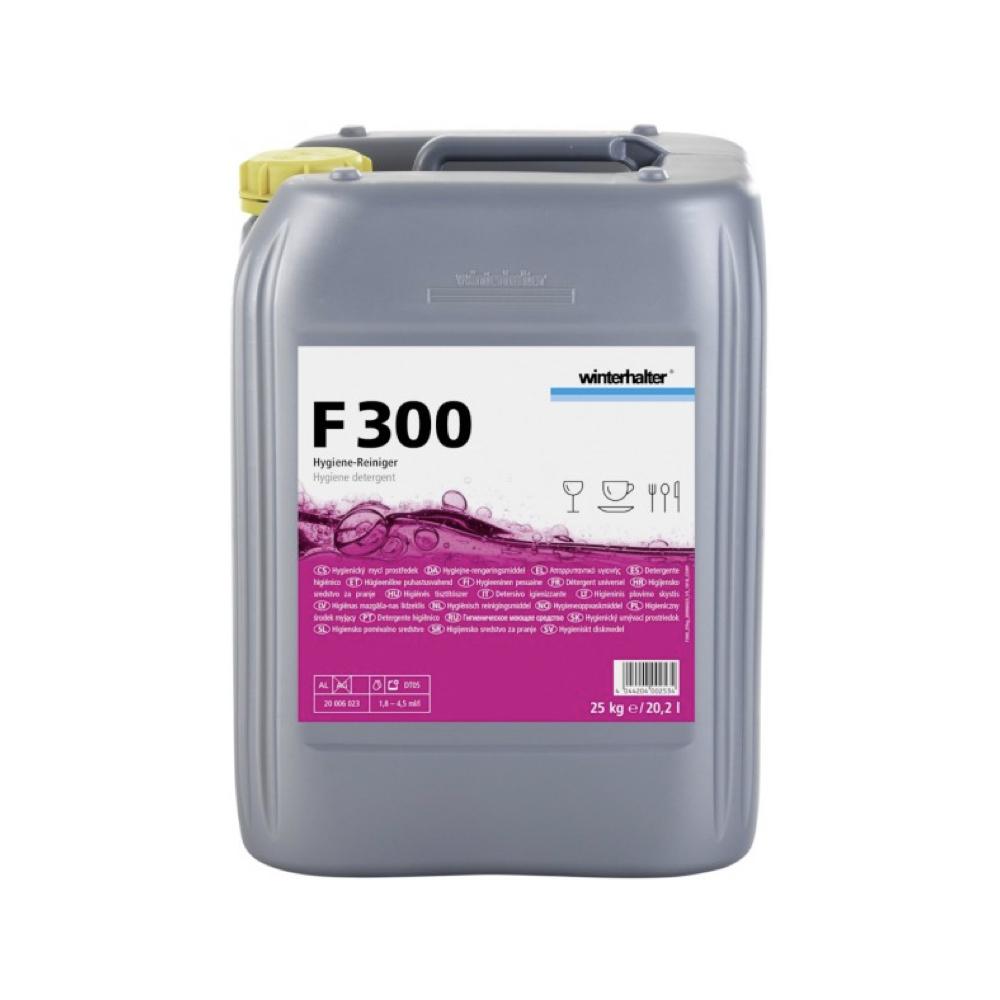 Tekoče sredstvo za strojno pomivanje posode F300 Winterhalter 12 – 25 kg