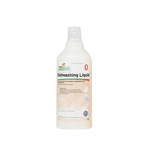 Čisitlo za ročno pomivanje posode Dishwashing Liquid Ecodos 1L
