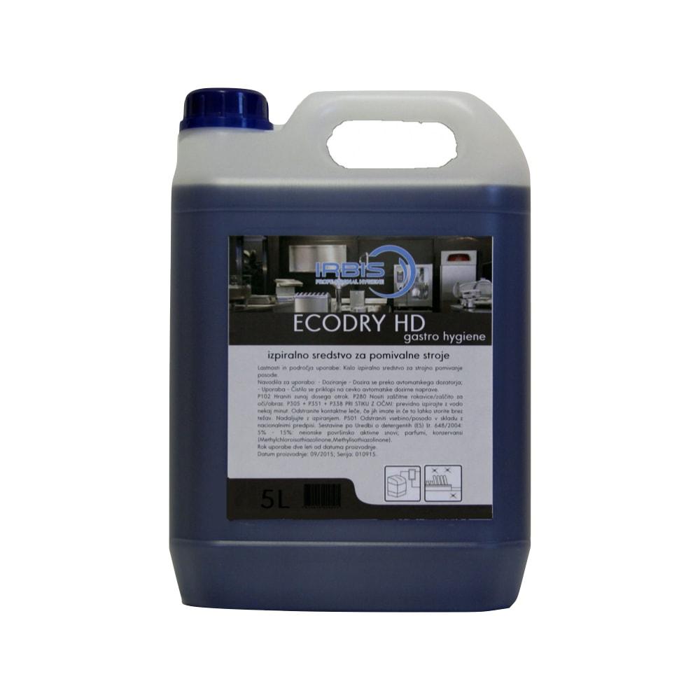 Sredstvo za izpiranje ECODRY HD 5L
