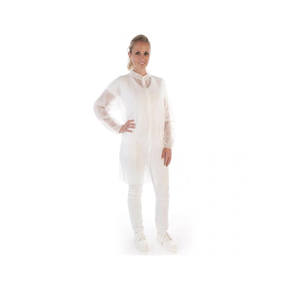 Zaščitna halja PP 105 – 110 cm