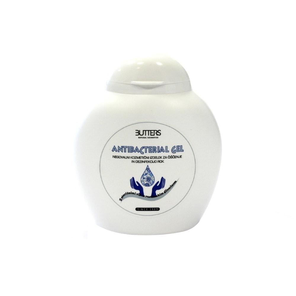 Anti-bakterijski gel za roke Butters  premium 200 ml