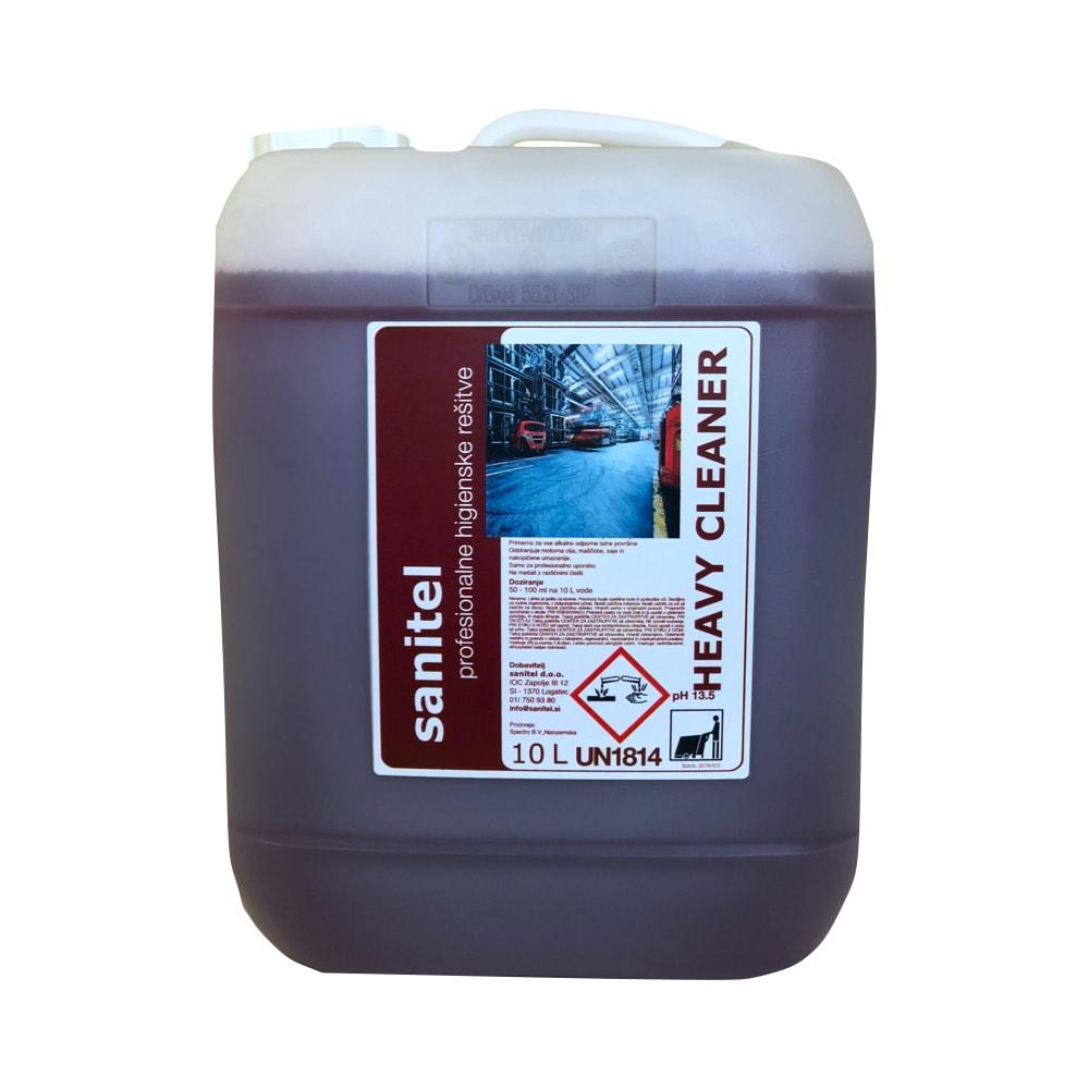 Sredstvo za industrijsko čiščenje talnih površin Heavy Cleaner 10 L