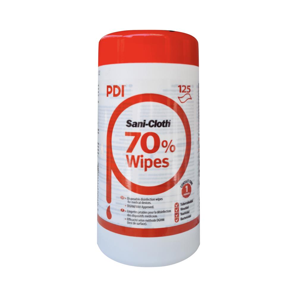 Alkoholne dezinfekcijske krpice PDI 125