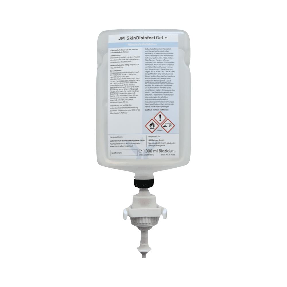 Dezinfekcijsko sredstvo za roke gel Cosmos 1000 ml