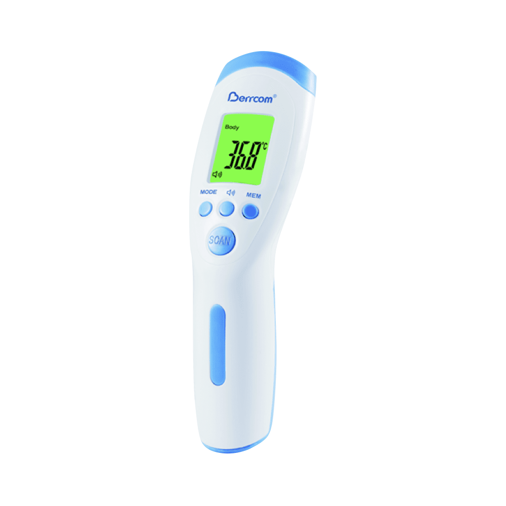 Brezkontaktni digitalni IR termometer