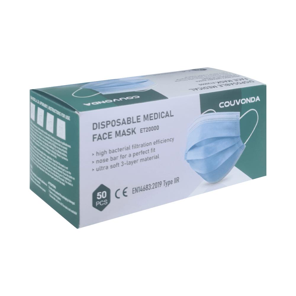 Kirurška maska TYPE IIR