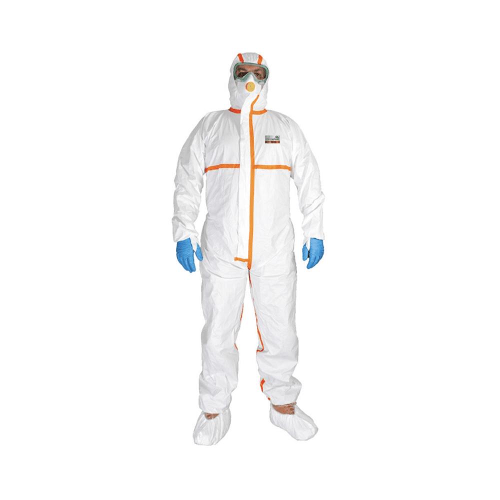 Zaščitna obleka chemsplash Pro +4 Coverall