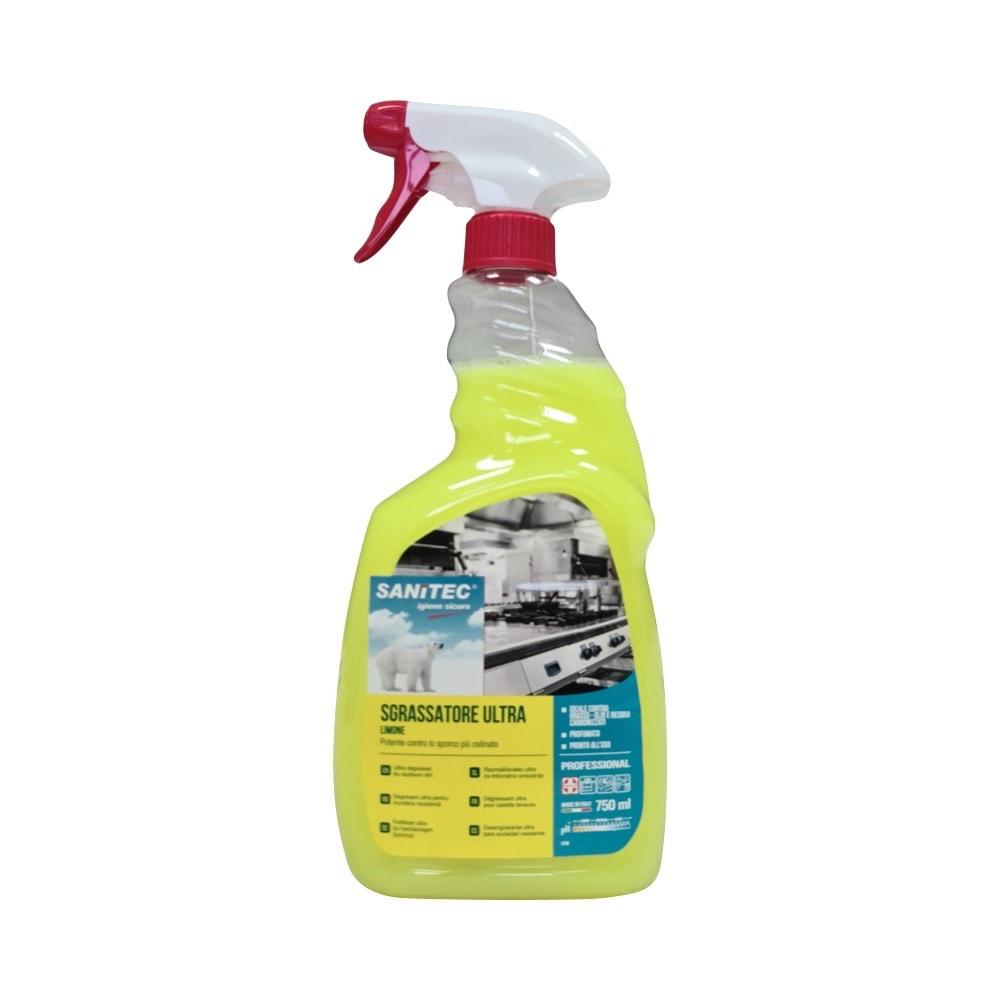 Univerzalni Razmaščevalec Sgrassatore ultra Sanitec 750 ml