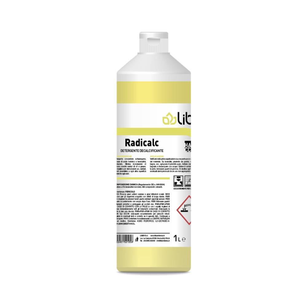 Koncentrirano čistilo za vodni kamen RADICALC 1 L