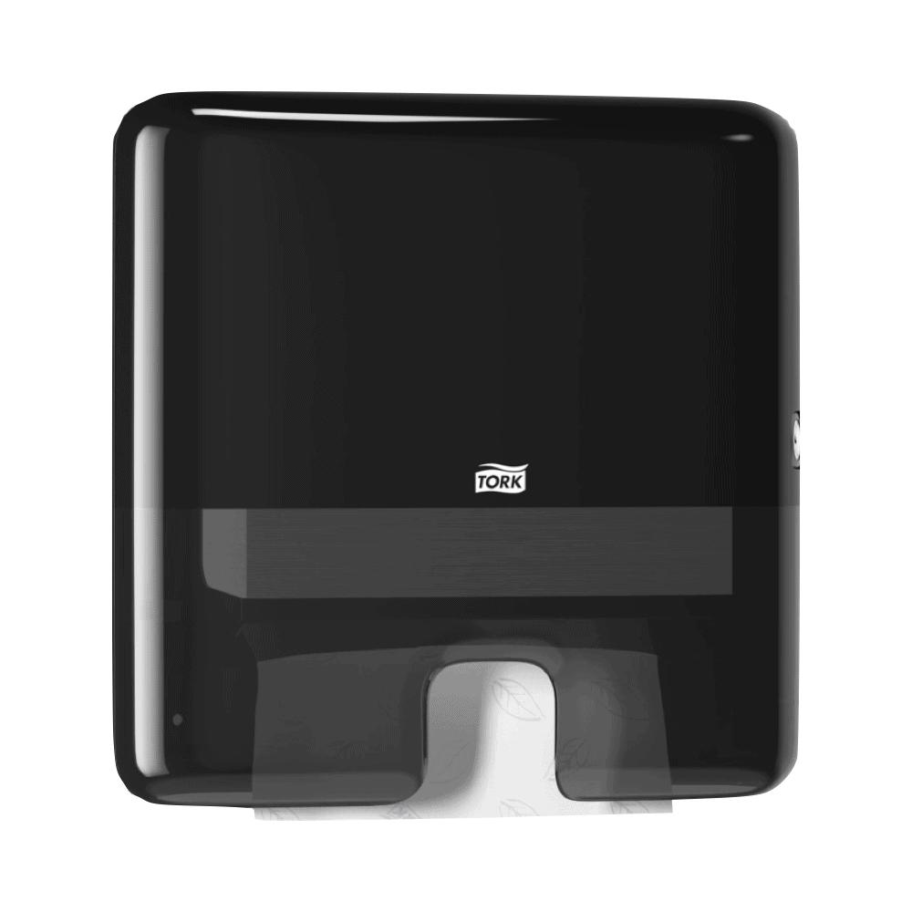 Podajalnik zloženih brisač Tork H2
