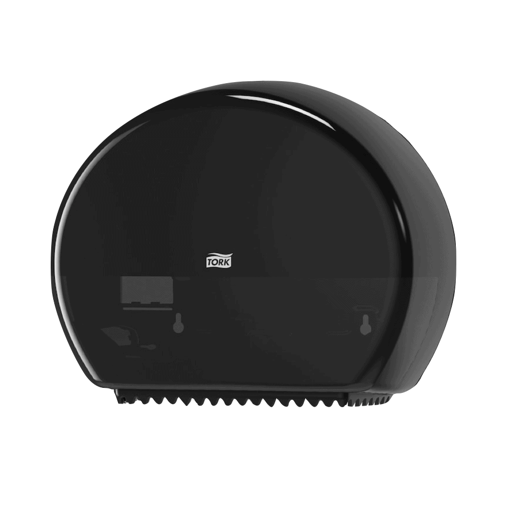 Podajalnik toaletnih rol jumbo mini Tork T2