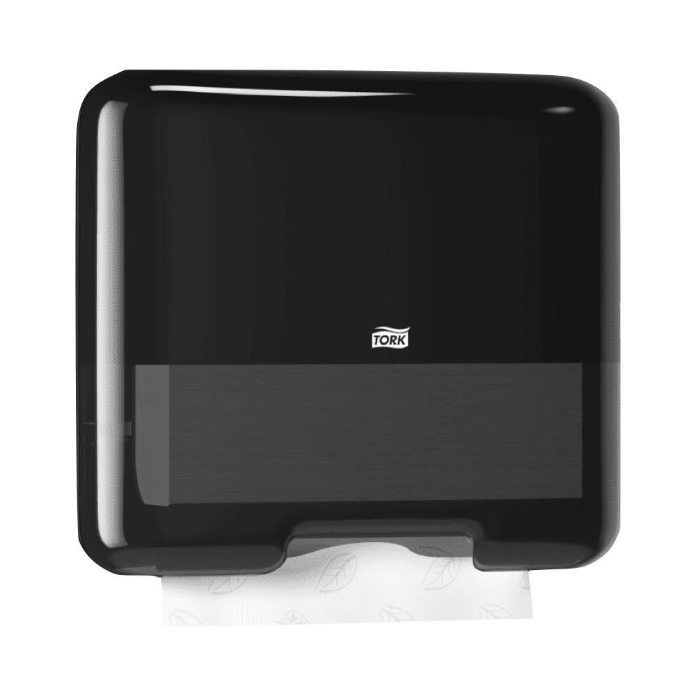 Podajalnik zloženih brisač Tork H3