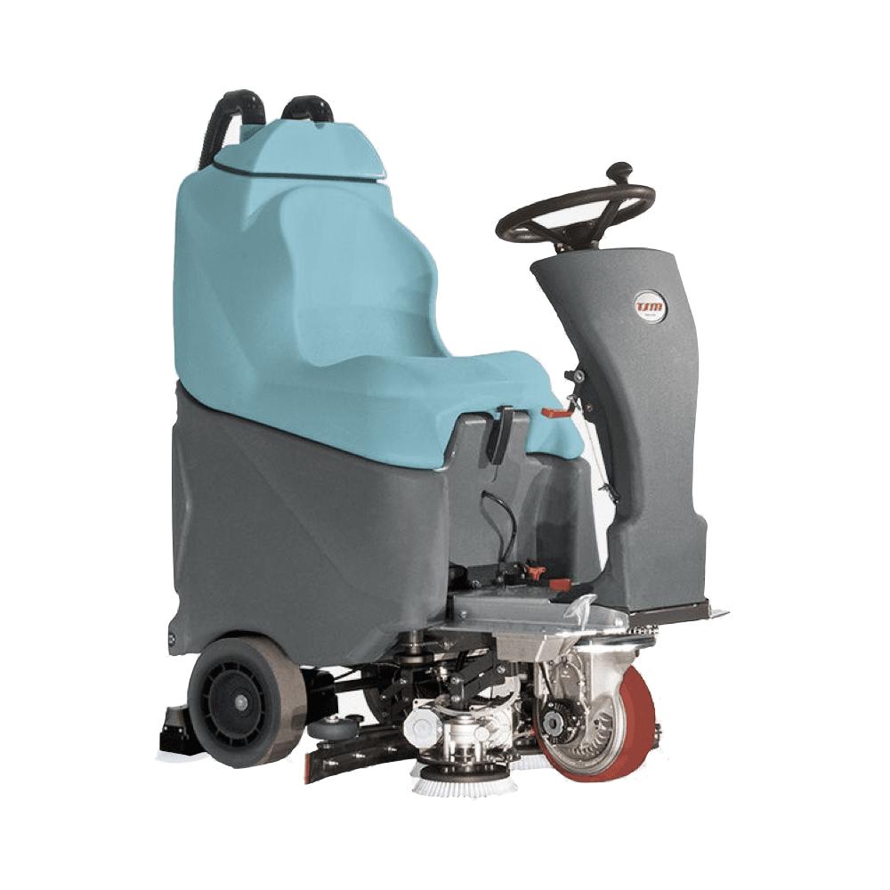 Čistilni stroj RIDE-ON GRANDE BRIO 75 – 650 ECORAY (do 3250 m²/h)