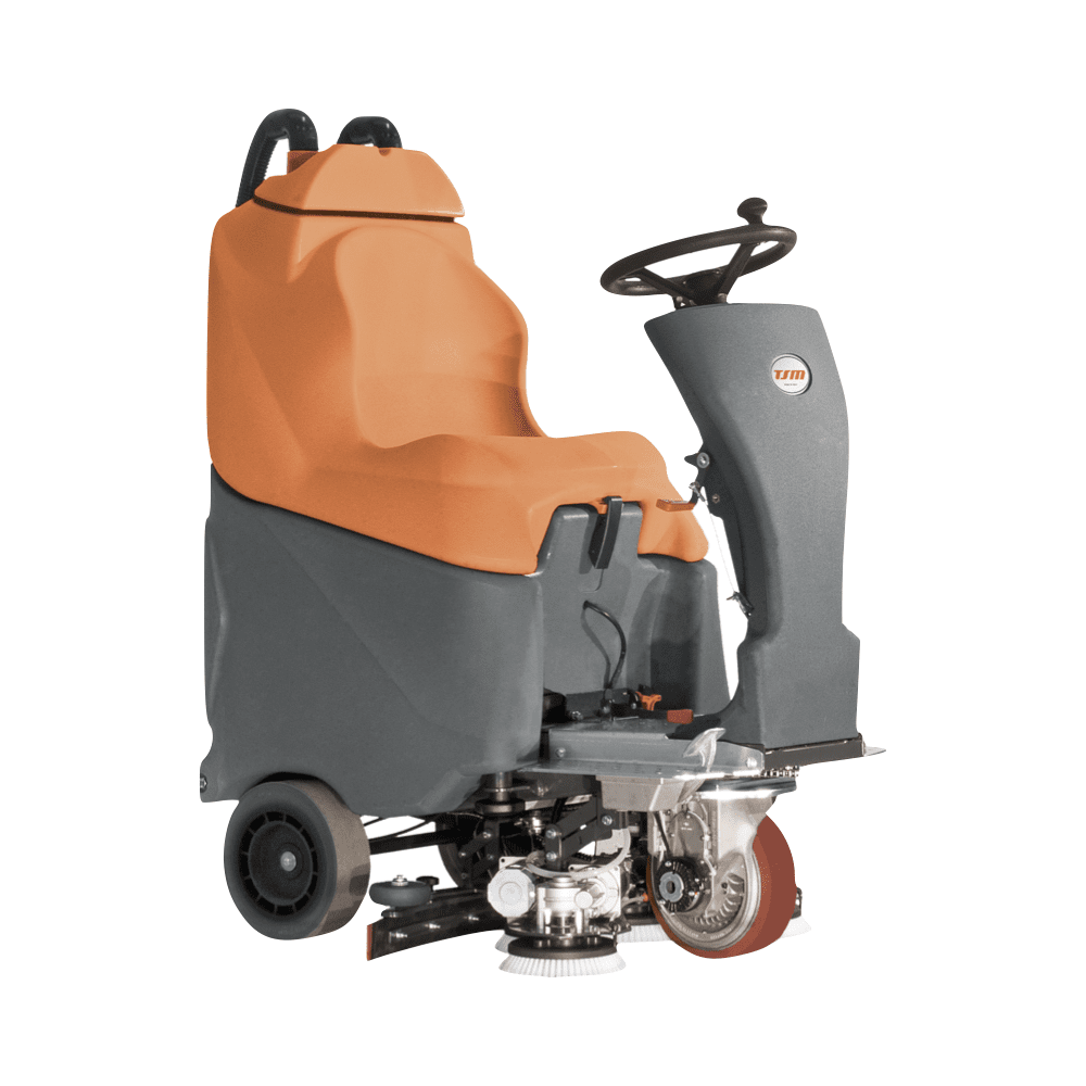 Čistilni stroj RIDE-ON GRANDE BRIO 75 – 800 (do 4000 m²/h)