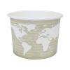 Biorazgradljiva skodelica WorldArt | papir s PLA premazom | 355 ml | 25/1
