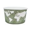 Biorazgradljiva embalaža // Biorazgradljiva skodelica WorldArt 470 ml