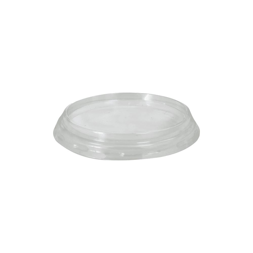 Pokrov za posodico za omake 100 ml | PET | 100/1