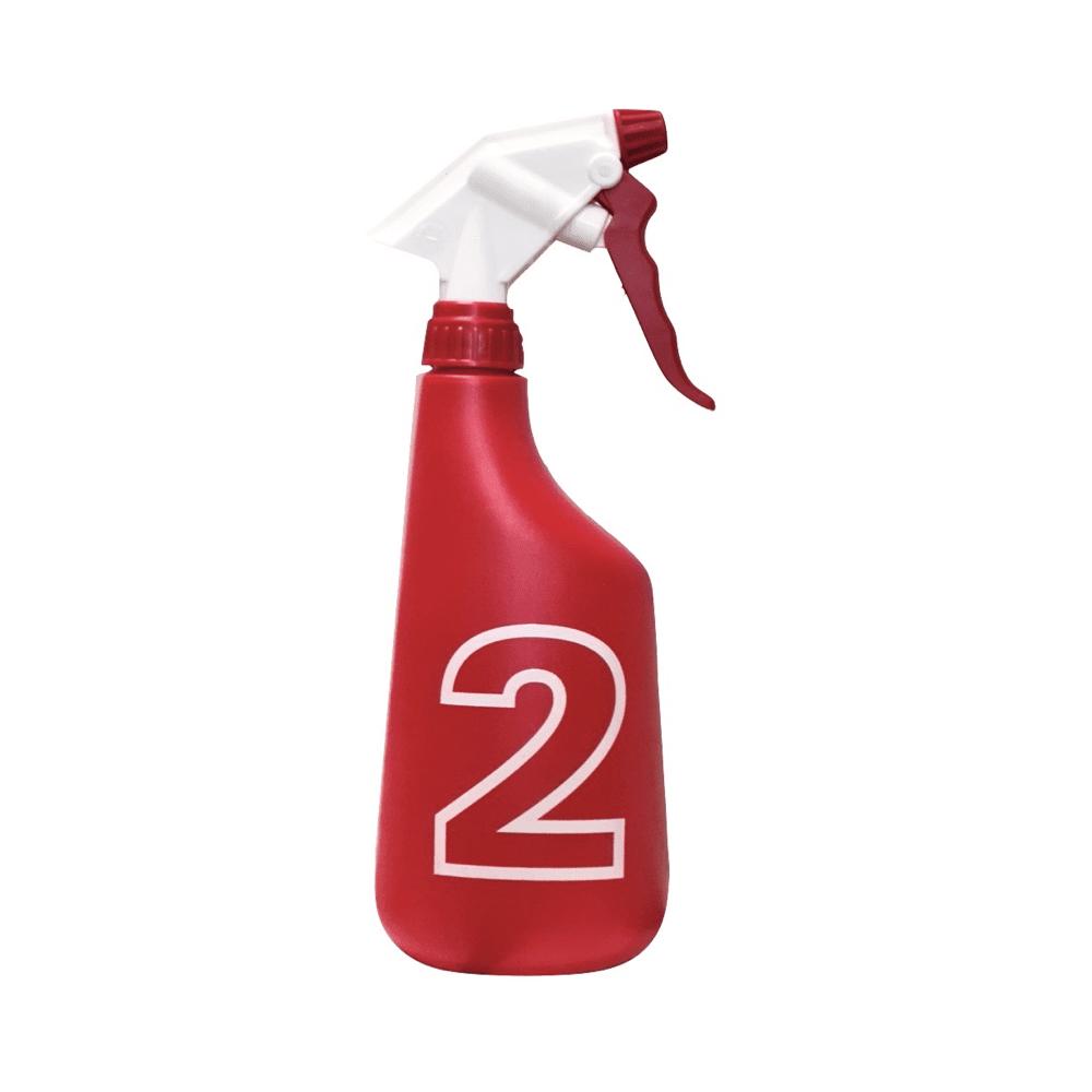 Razpršilka ECODOS rdeča 750 ml