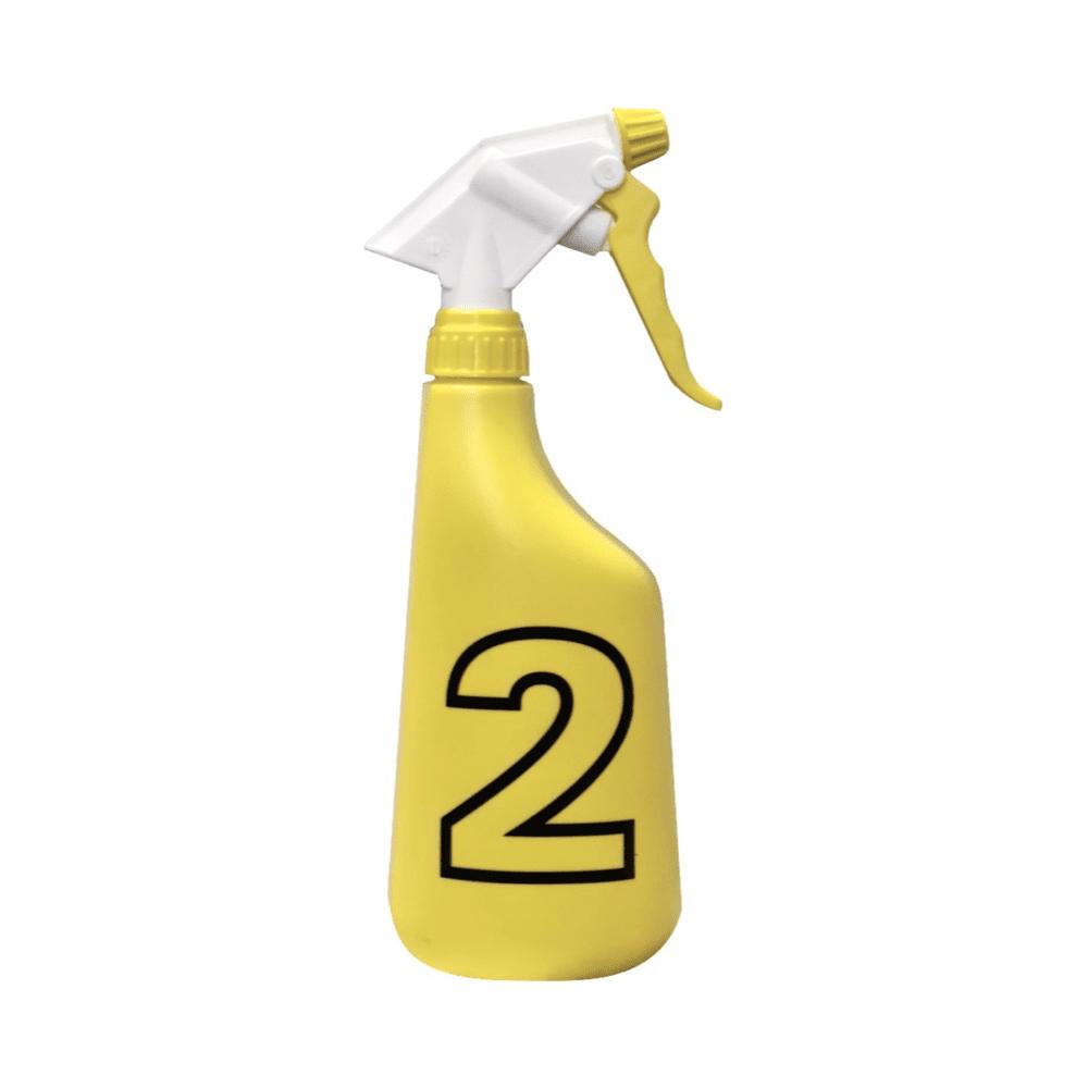 Razpršilka ECODOS rumena 750 ml